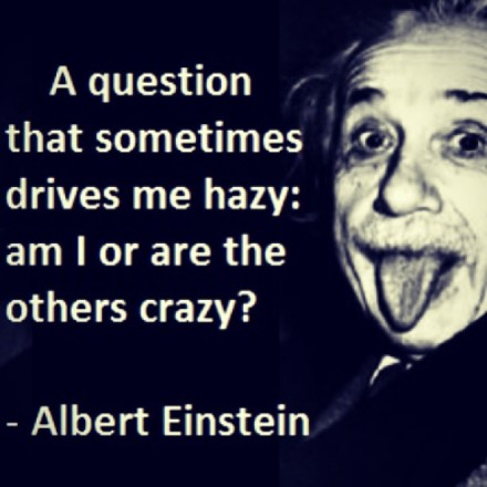 Perception of Crazy